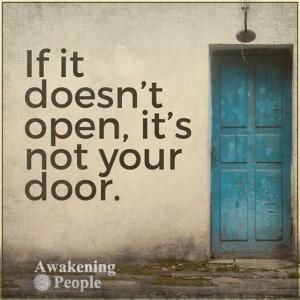 Is it YOUR Door